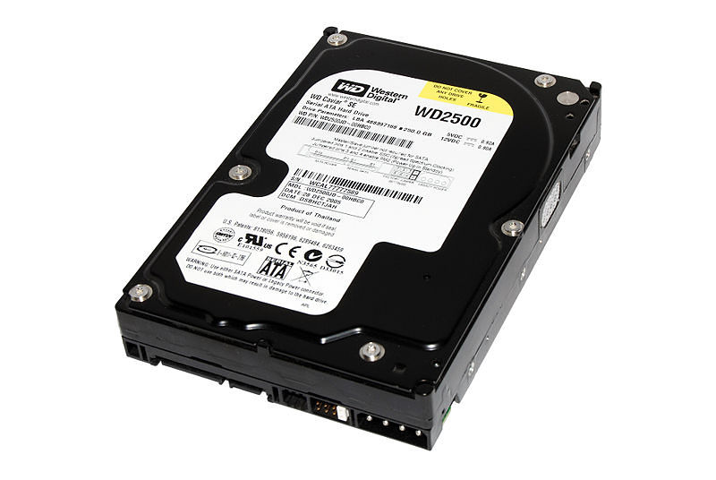 Hard Disk Drive Recovery