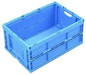 Plastic container for use during laptop repair