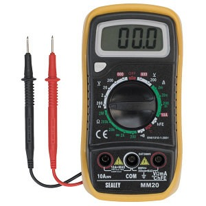 multimeter for laptop repair