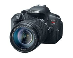 Canon EOS Rebel T6i EOS 750D review