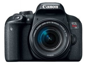 Canon EOS Rebel T7i EOS 800D Review