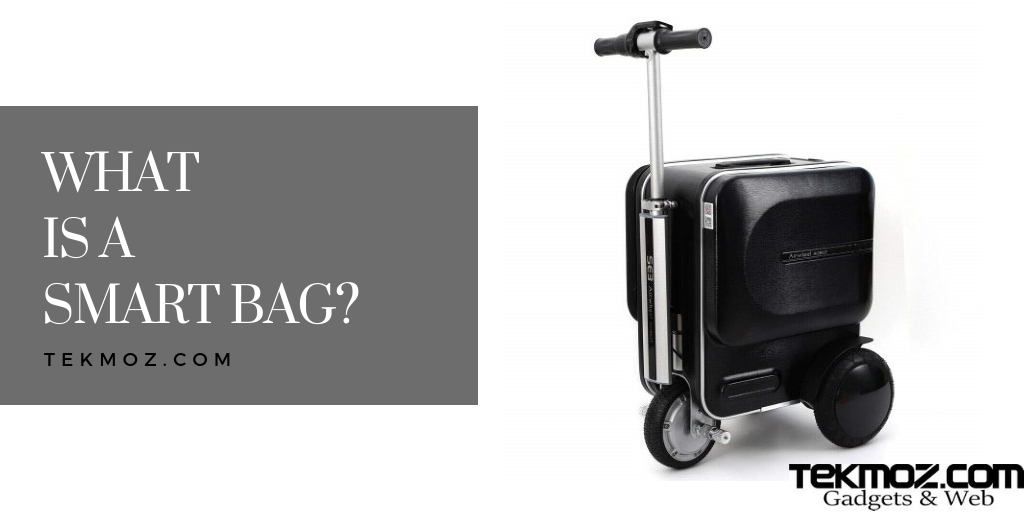 what is a smart bag