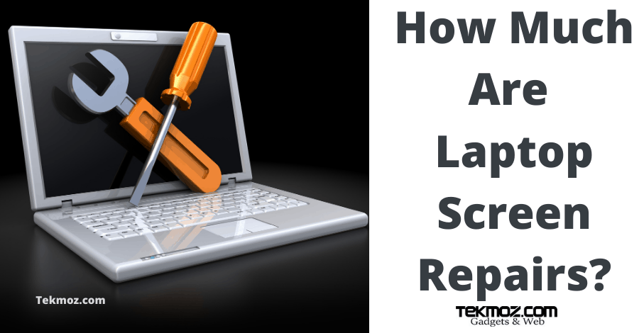 How much are laptop screen repairs